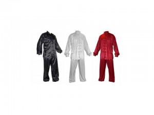 Uniformy, tchaj-ťi oblečení