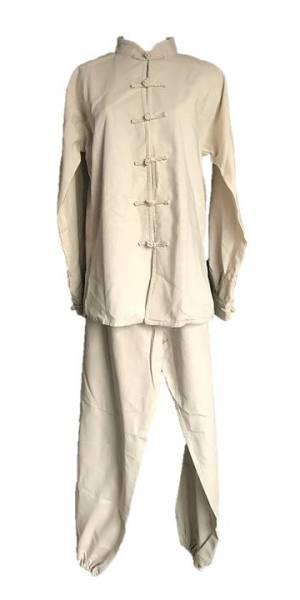 Taiji uniforma přírodní, natural