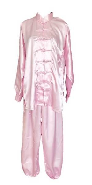 tchaj-ťi čchüan uniforma růžová, taijieshop.cz