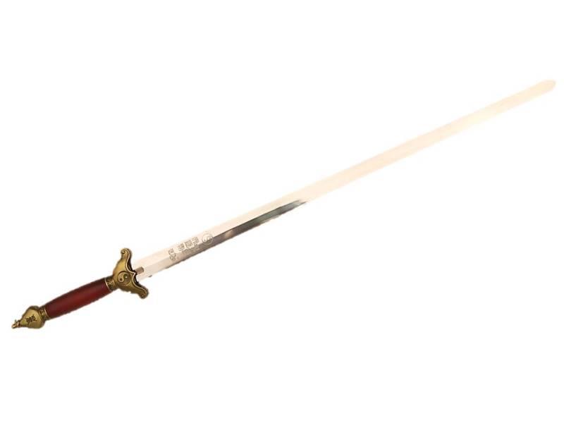 Tréninkový cvičební meč na Taiji