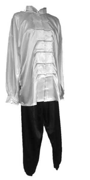 tchaj-ťi čchüan oblek, uniforma tchaj-ťi, jin a jang