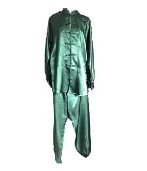 tchaj-ťi čchüan oblek zelený